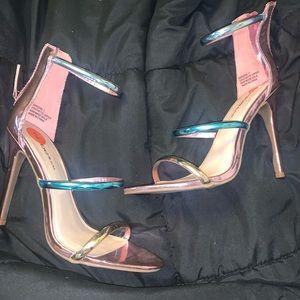 Bebe & co. Heels